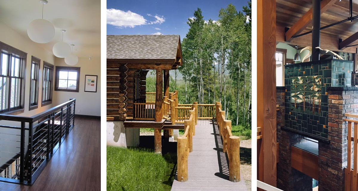 Tillemans Architect Builder is a design and build firm in Jackson Hole, WY.